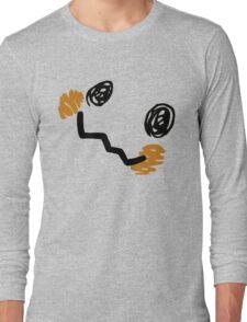 Mimikyu Face Long Sleeve T-Shirt