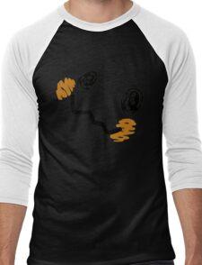 Mimikyu Face Men's Baseball ¾ T-Shirt