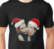 Gillian and David Christmas Unisex T-Shirt