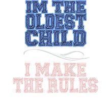 I'm The Oldest Child Photographic Print