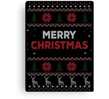 MERYY CHRISTMAS Canvas Print