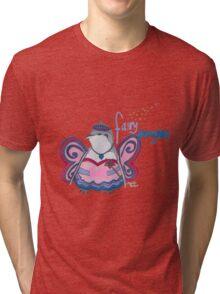 Fairy Penguin Tri-blend T-Shirt