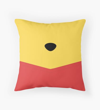 Rumbly in my Tummy Throw Pillow