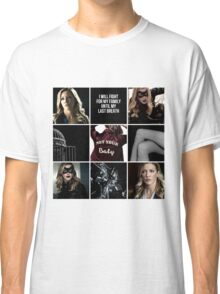 Laurel Lance/Black Canary aesthetic Classic T-Shirt
