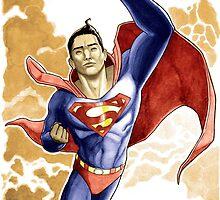 Superman by EmiAlvarez
