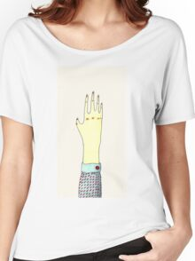 Hand  Women's Relaxed Fit T-Shirt