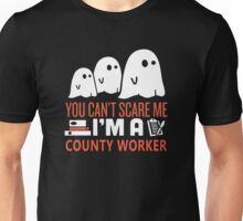 County worker Unisex T-Shirt