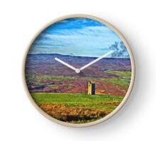 Strines Hunting tower  Clock