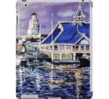 Pavillion Newport Beach 1988 iPad Case/Skin