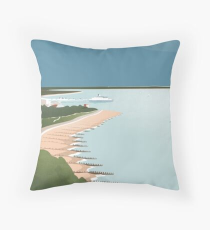 Eastbourne Throw Pillow