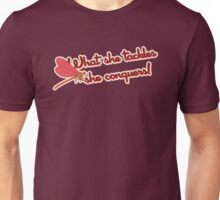 """Gilmore Girls - """"What she tackles, she conquers!"""" Unisex T-Shirt"""
