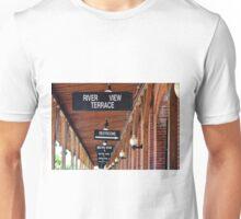 Coastline Building Unisex T-Shirt