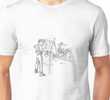 Patent - Rotoscoping Unisex T-Shirt