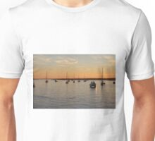 Boats On The Water Unisex T-Shirt