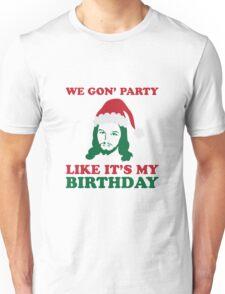 Jesus Birthday Unisex T-Shirt