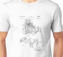 Patent - Camera Accessory Unisex T-Shirt