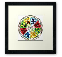 The Church of Avatar Framed Print