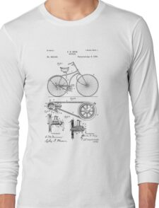 Patent - Bicycle Long Sleeve T-Shirt