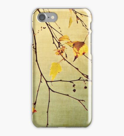 L'oiseau iPhone Case/Skin