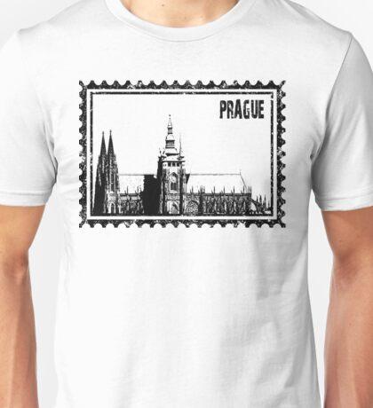 Prague castle Unisex T-Shirt