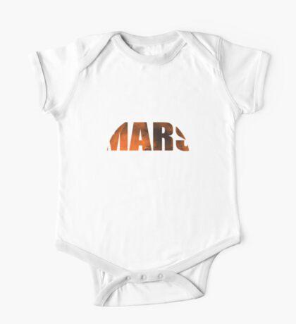 Make Mars Great Again One Piece - Short Sleeve