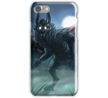 Full Moon iPhone Case/Skin