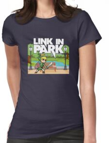 Link In Park Womens Fitted T-Shirt