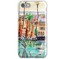 Newport Harbor CA. iPhone Case/Skin