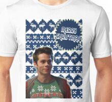 Merry TeenWolf-mas [Stiles] Unisex T-Shirt