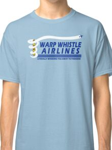 Warp Whistle Airlines Classic T-Shirt