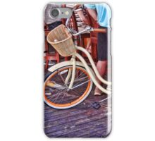 Mode of transportation iPhone Case/Skin