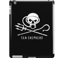 Sea Shepherd Diving Funny iPad Case/Skin