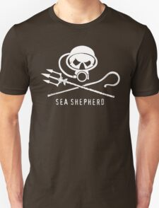 Sea Shepherd Diving Funny T-Shirt