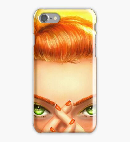 ORANGE SEASON iPhone Case/Skin