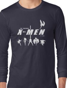 Uncanny X-Men Stand Long Sleeve T-Shirt