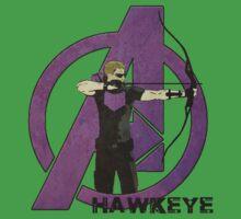 Avengers - Hawkeye Kids Clothes