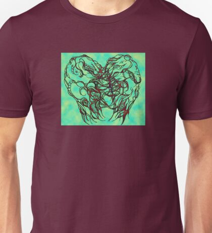 Never Tear Us Apart- Alternate Color Unisex T-Shirt