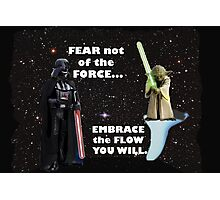 Way of the Force Photographic Print