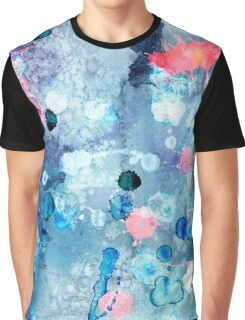 watercolor Graphic T-Shirt