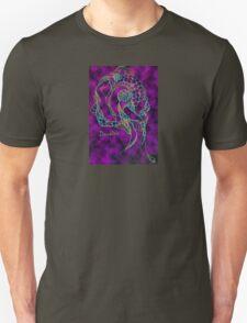 zen doodle alternate coloring Unisex T-Shirt