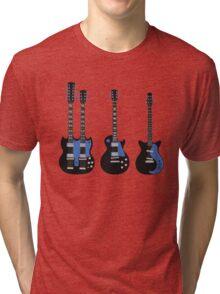 Jimmy Page Guitars!  Tri-blend T-Shirt