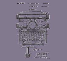 Patent - Typewriter Kids Tee