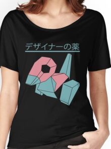 Vaporwave Pokemon Women's Relaxed Fit T-Shirt