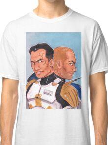 Clone Bros Cody & Rex Back to Back SW TCW Classic T-Shirt