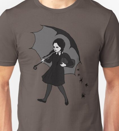 Scary Girl Unisex T-Shirt