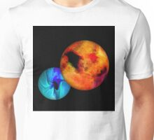 Space Wreckage Unisex T-Shirt