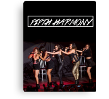 5H Performing Canvas Print