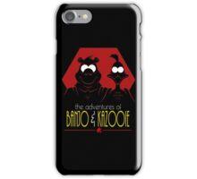 The Adventures of Banjo & Kazooie iPhone Case/Skin