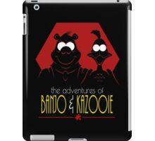 The Adventures of Banjo & Kazooie iPad Case/Skin