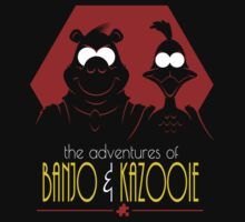 The Adventures of Banjo & Kazooie by Punksthetic